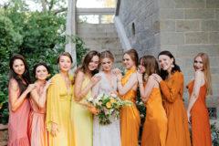 Празднование 5-летней годовщины со дня свадьбы Насти Волковой и Жени Мандрика